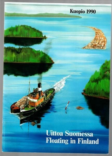 Uittoa Suomessa = Floating in Finland, Erkki Riimala