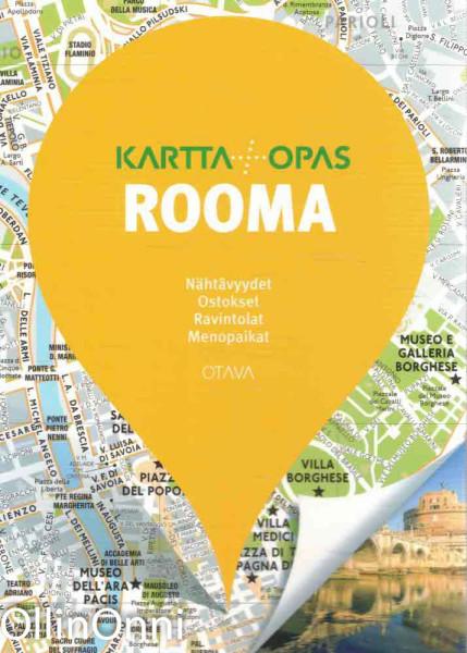 Rooma - Karttaopas, Assia Rabinowitz