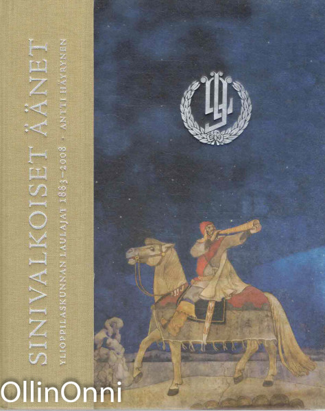 Sinivalkoiset äänet : Ylioppilaskunnan laulajat 1883-2008, Antti Häyrynen