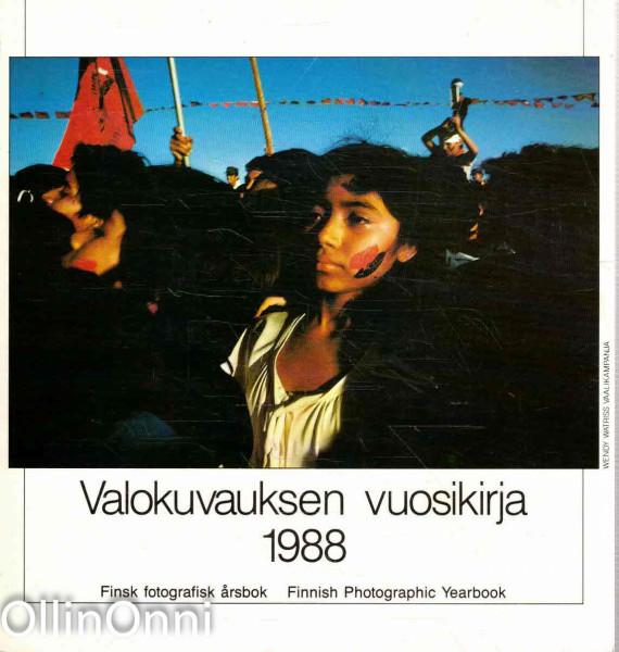 Valokuvauksen vuosikirja 1988, Ritva Keski-Korhonen