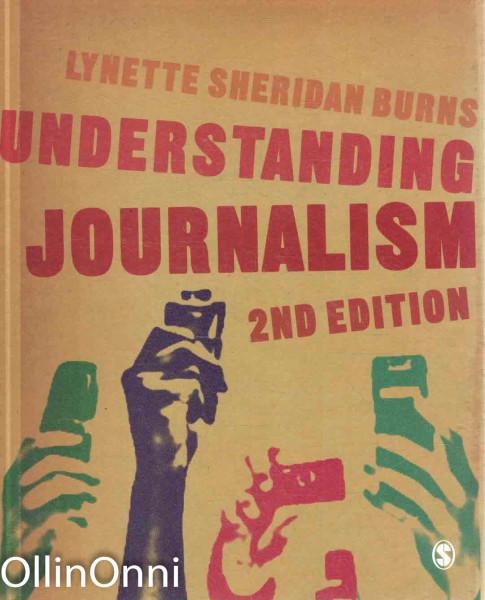 Understanding Journalism, Lynette Sheridan Burns
