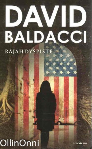 Räjähdyspiste, David Baldacci