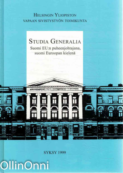 Suomi EU:n puheenjohtajana, suomi Euroopan kielenä, Päivi Heino