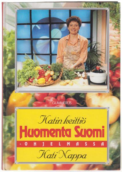 Katin keittiö Huomenta Suomi -ohjelmassa, Kati Nappa