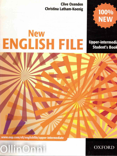 New English File - Upper-intermediate Student's Book, Clive Oxenden