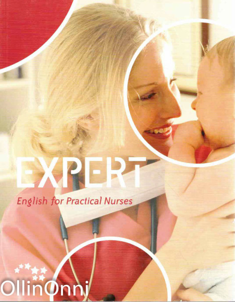 Expert : English for practical nurses, Kirsi Saarinen