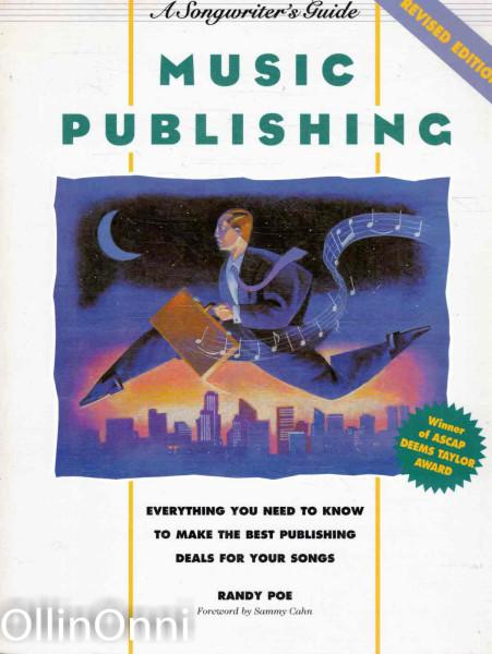 Music Publishing, Randy Poe