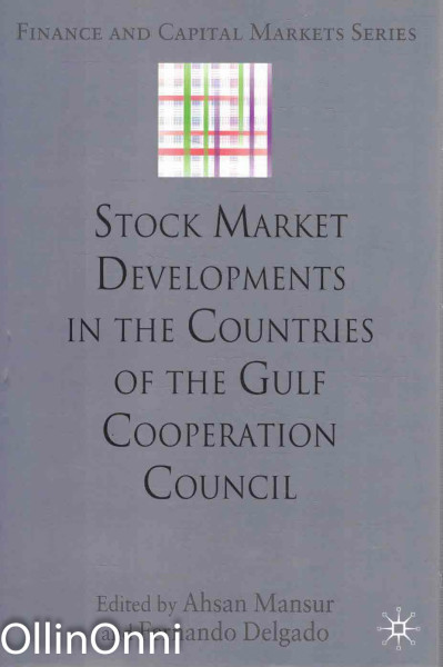 Stock Market Developments In the Countries Of the Gulf Cooperation Council, Ahsan Mansur