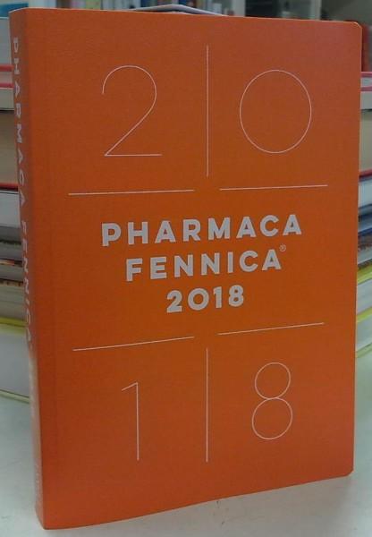 Pharmaca Fennica 2018 - Valmisteiden ja lääkeaineiden perustiedot terapiaryhmittäin, Essi Kariaho