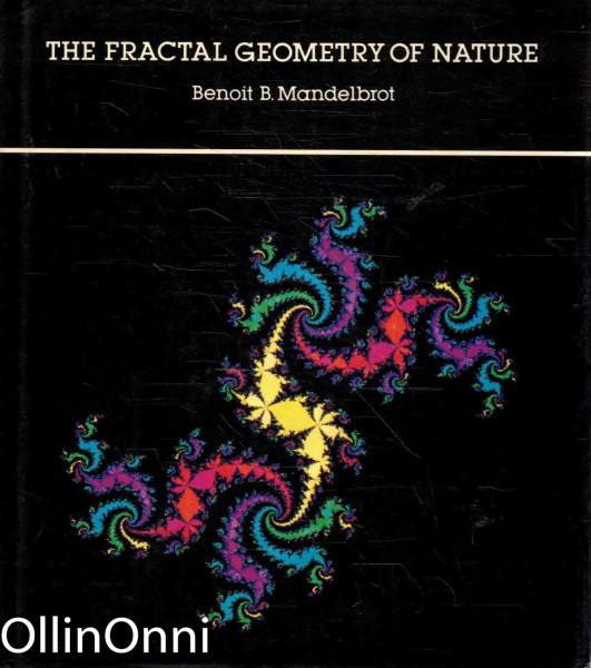 The Fractal Geometry of Nature, Benoit B. Mandelbrot