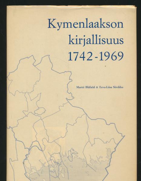 Kymenlaakson kirjallisuus 1970-1974 : bibliografia Kymenlaaksoa käsittelevästä kirjallisuudesta, Pirkko Malte