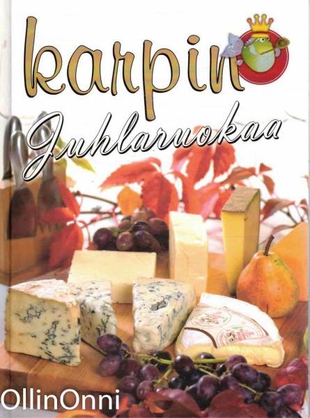 Karpin juhlaruokaa, Katriina Luotonen