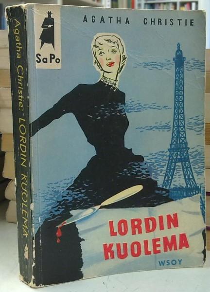 Lordin kuolema (Sapo 1), Agatha Christie
