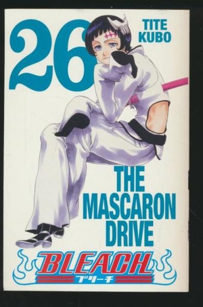 Bleach. 26, The mascaron drive, Tite Kubo