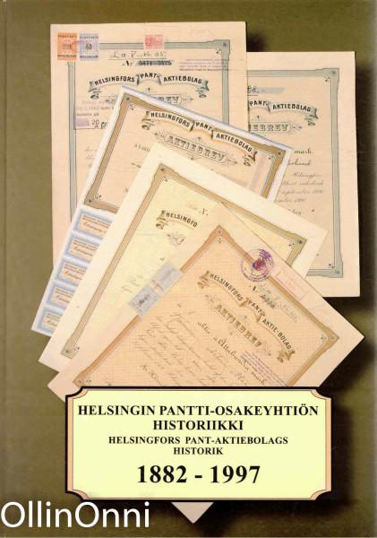 Helsingin Pantti-Osakeyhtiö 1882-1997, Kenneth Marklund