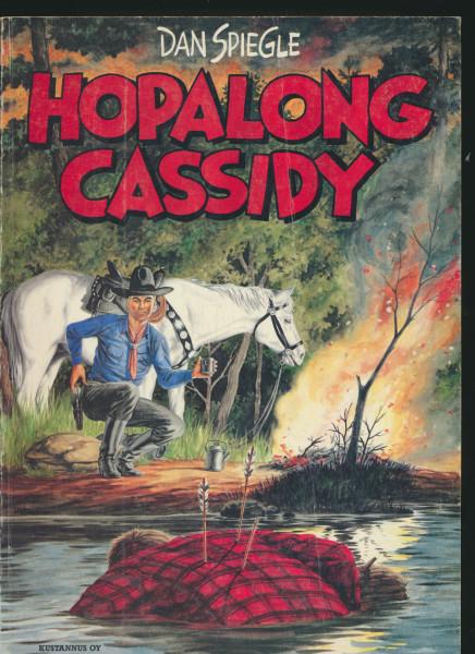 Hopalong Cassidy, Dan Spiegle