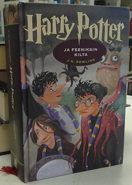 Harry Potter ja Feeniksin kilta, J.K. Rowling