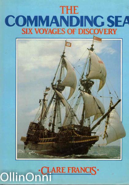 The Commanding Sea, Clare Francis