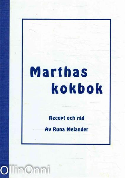 Marthas kokbok, Runa Melander