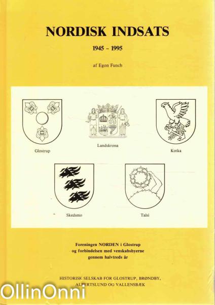 Nordisk indsats 1945-1995, Egon Funch
