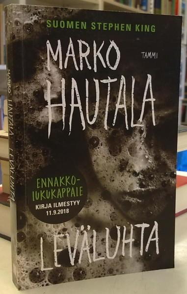 Leväluhta, Marko Hautala