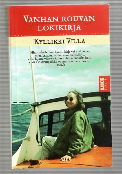 Vanhan rouvan lokikirja, Kyllikki Villa