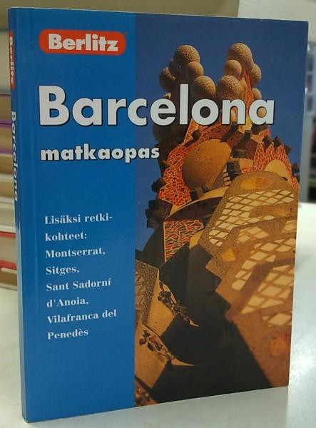 Berlitz Barcelona matkaopas,