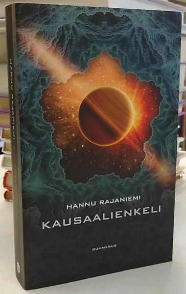 Kausaalienkeli, Hannu Rajaniemi