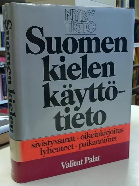 Suomen kielen käyttötieto (Nykytieto 3), Maija Toppila