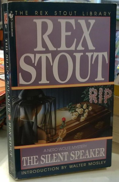 The Silent Speaker, Rex Stout