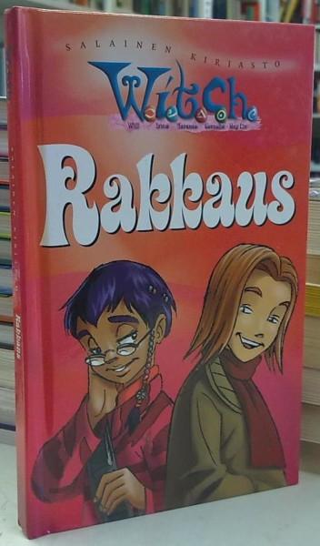 Witch Salainen kirjasto - Rakkaus (W.I.T.C.H.),