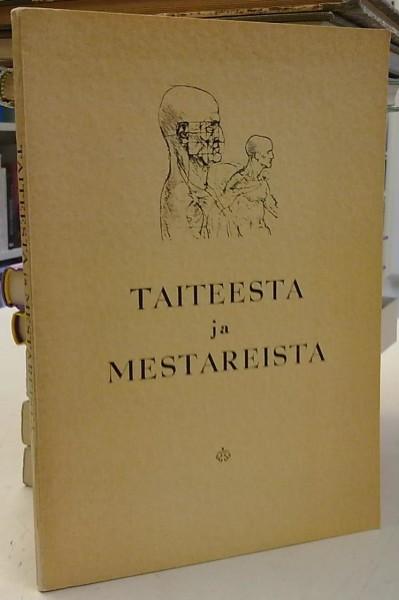 Taiteesta ja mestareista, W.K. Latvala
