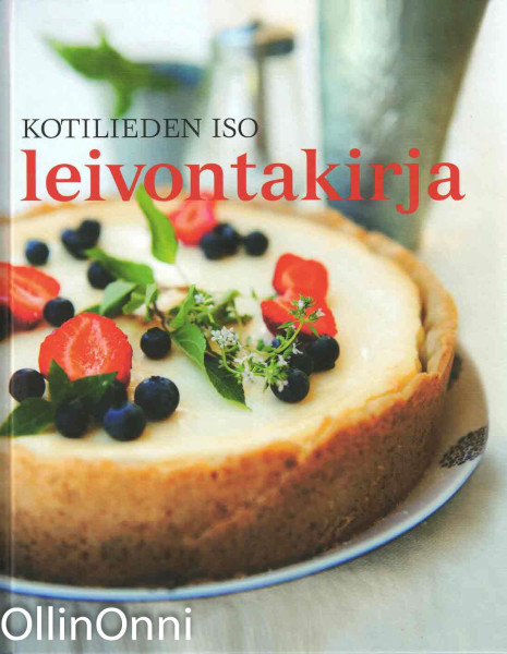 Kotilieden iso leivontakirja, Kari Hautala