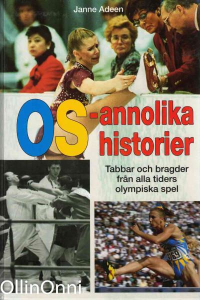 OS-annolika historier, Andreas Nyberg