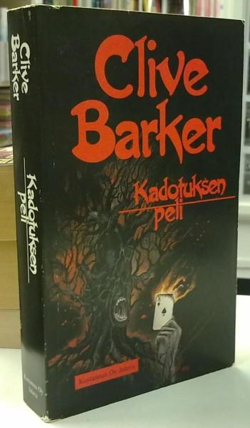 Kadotuksen peli, Clive Barker