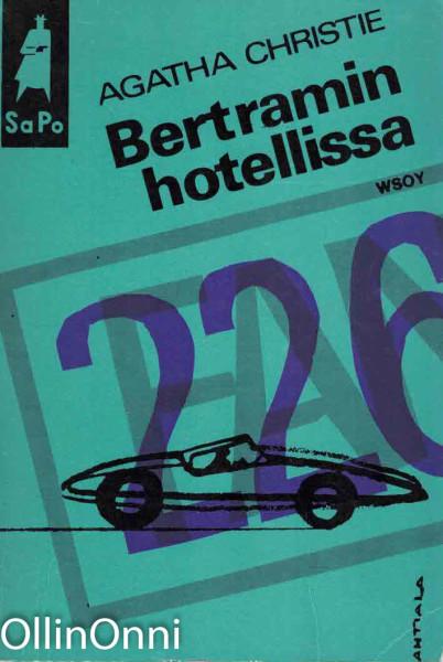 Bertramin hotellissa, Agatha Christie