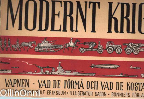 Modernt krig, Rolf Eriksson