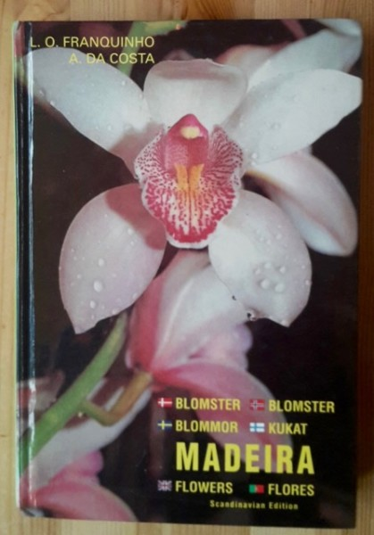Madeira - Planter og blomster. Växter och blommor. Kasvit ja kukat. Plants and Flowers. Plantas e flores., Antonio da Costa