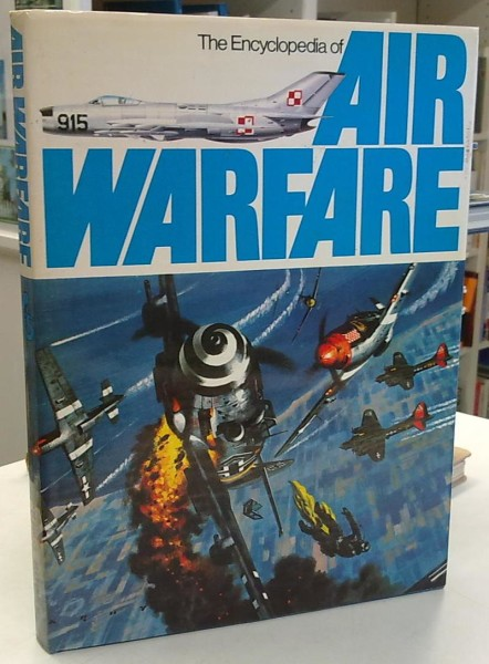 The Encyclopedia of Air Warfare, Iain Parsons