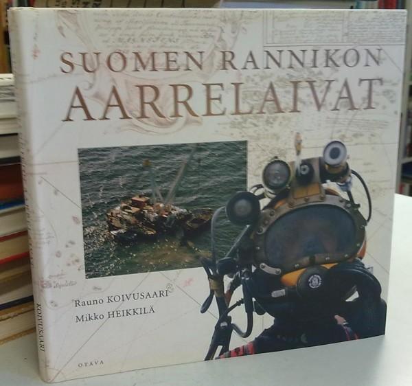 Suomen rannikon aarrelaivat, Rauno Koivusaari
