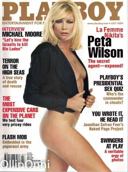 Playboy July 2004, Useita