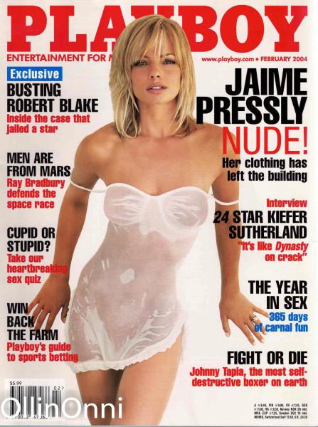 Playboy February 2004, Useita