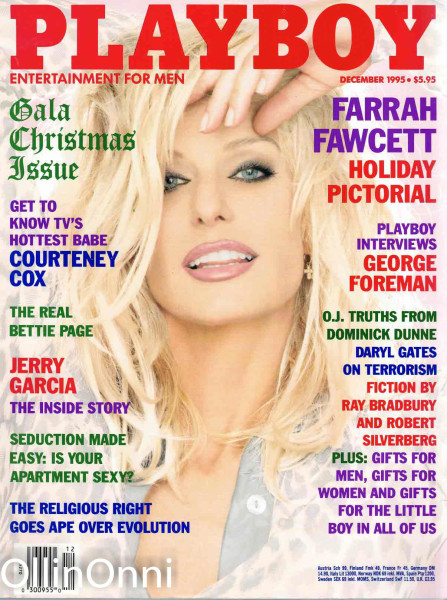Playboy December 1995, Useita