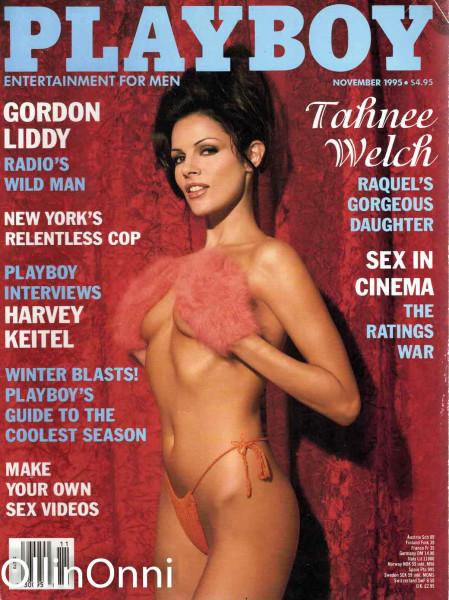 Playboy November 1995, Useita