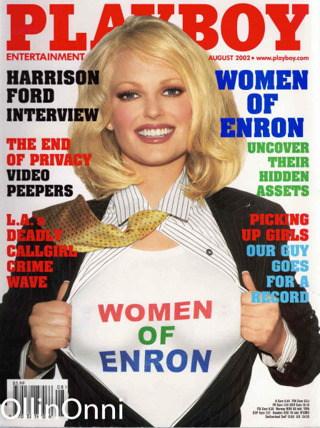 Playboy August 2002, Useita
