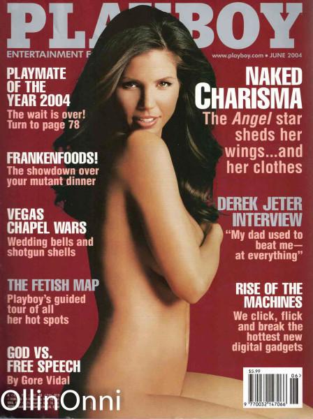 Playboy June 2004, Useita