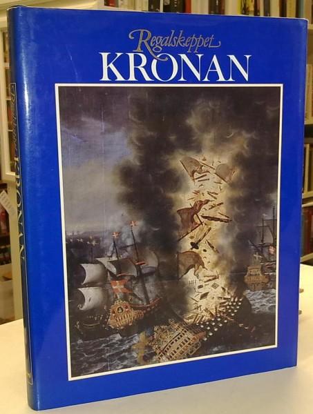 Regalskeppet Kronan, Björn Axel Johansson