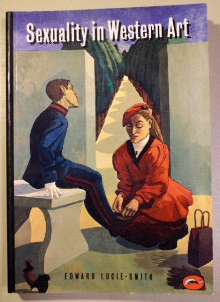 Sexuality in Western Art - World of Art, Edward Lucie-Smith