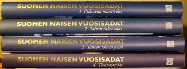 Suomen naisen vuosisadat 1-4, Kaari Utrio