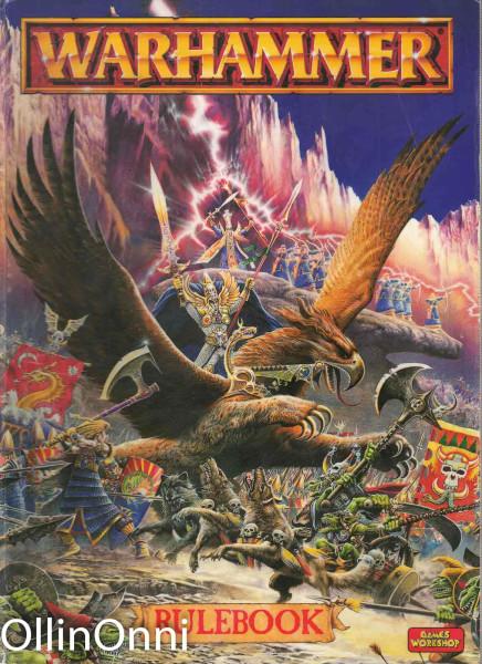 Warhammer - Rulebook, Rick Priestley